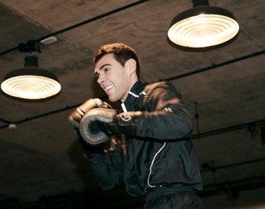 Sergio García ya se encuentra en Londres…Objetivo Cheeseman