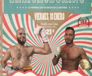 """Se cancelaron los combates de Mustafa Chadlioui y Hamza: """"Crónica de una noche para olvidar"""""""