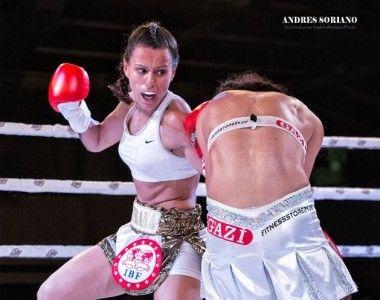 Joana Pastrana defenderá su título mundial ante Arrazola el 9 de marzo