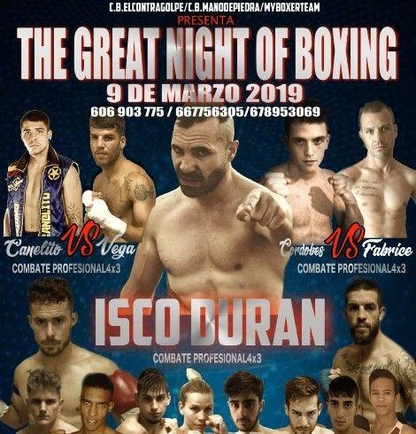 la gran noche del boxeo 2