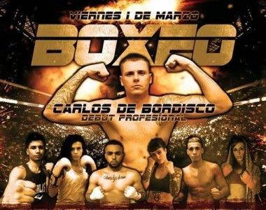 Carlos De Bodisco debuta como profesional este viernes en Palma