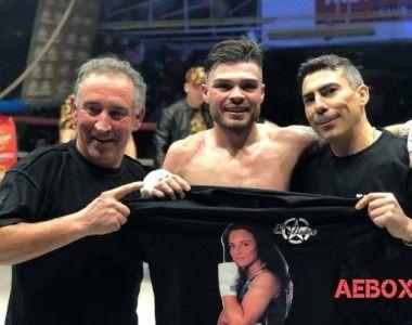 Gran debut con victoria de Aarón Alhambra en homenaje a Maria Jesús Rosa