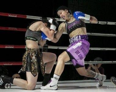Miriam Gutiérrez, en busca de la gloria en el Gran Casino Madrid