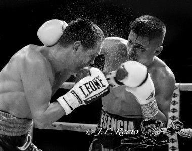 Samuel Molina y Pablo Fuego aspirantes al título de España del peso ligero