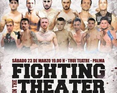 Boxeo en Trui Teatre de Palma con el regreso Jose Del Río