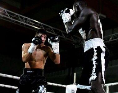 """Alex  Vega: """"sólo pienso en ganar este sábado y que la gente disfrute de mi boxeo"""""""