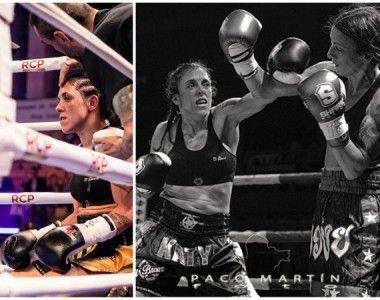 """Caty`Pacwoman´ Díaz: """"Creo que va a ser un combate duro, y muy bonito"""""""