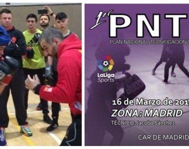 Gran éxito del PNTD Madrileño