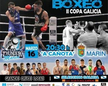 Mañana sábado II Copa Galicia en Marín