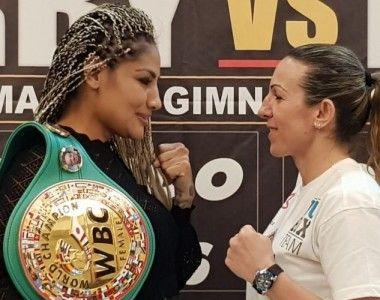 """Eva María Naranjo: """"Vengo a por todas… con todo mi respeto vengo a llevarme el campeonato mundial"""""""