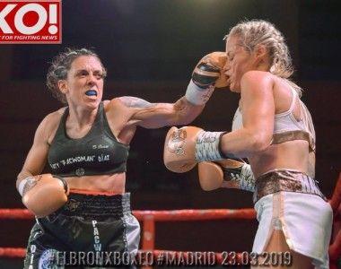 """Katy Díaz : """"Voy  a dar todo lo que tengo encima del ring…quiero que el cinturón se quede en casa"""""""