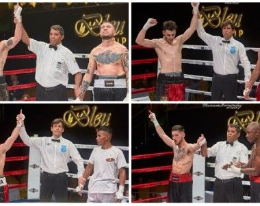 "Pleno para Los púgiles de KO Boxing en Guardamar…inesperada derrota de Aritz ""Chulito"""