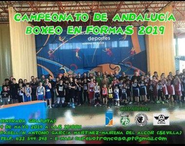 Campeonato Andalucía de Formas el próximo sábado en Mairena del Alcor