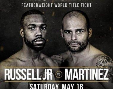 Kiko Martínez disputará el Título Mundial WBC ante Gary Russell el 18 de mayo