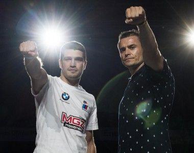 Aitor Nieto lesionado…Se aplaza su campeonato de España contra Jon Míguez