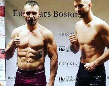Eliminatoria Campeonato España superwélter: Gurría y Durán en el peso