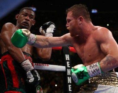 """""""Canelo"""" Álvarez venció y unificó ante Jacobs en un combate sin emoción"""