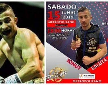 Ionut Baluta reaparece el 15 de junio en el Metropolitano