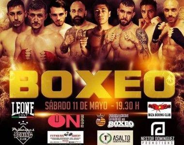 Esta noche 10 combates de boxeo olímpico en Ibiza