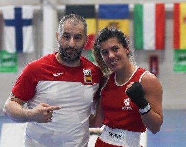 Jennifer Fernández, Johan Orozco y Gazi Jalidov brillan en la primera jornada del Boxam