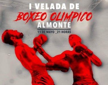 Este sábado 1ª Edición de la Velada de Boxeo Olímpico en Almonte