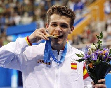 Gabriel Escobar, nuevo campeón de Europa