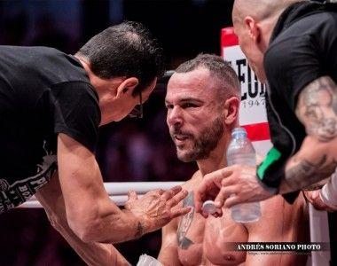 Isaac Real regresó con una victoria por KOT ante Makaradze