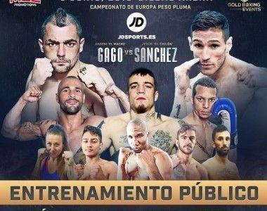 Mañana miércoles entrenamiento público con  los protagonistas del Bilbao Arena