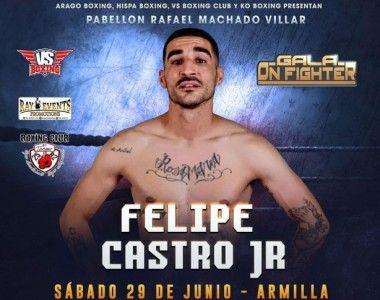"""Felipe Castro Jr : """"Vuelvo… porque creo que merezco ser campeón de España"""""""