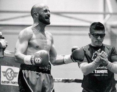 `Uge´ Ojeda preparará su próximo combate en México con Gabriel Sarmiento