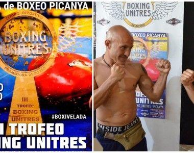 Resultados  del `III Trofeo Boxing Unitres´de Picanya