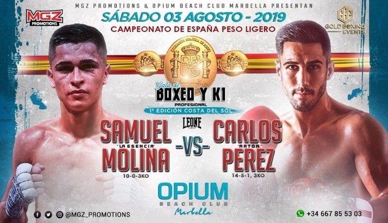 Samuel Molina V Carlos Pérez ok1