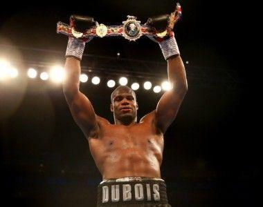 Daniel Dubois noquea a Gorman y reclama su sitio en los pesos pesados