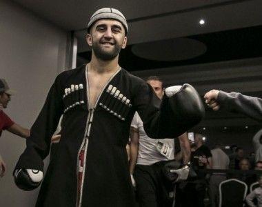 Irakli Kurasbediani dispuesto a dar espectáculo en Nou Barris