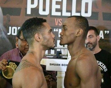 Hoy Jonathan 'Maravilla' Alonso Vs Alberto  Puello por el Mundial interino (WBA)