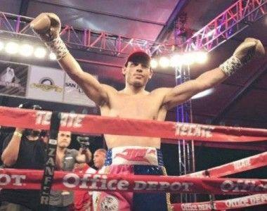 Julio César Chavez Jr. regresó con victoria por KO en el primer asalto
