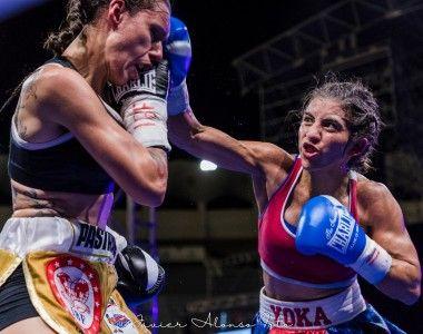 La costarricense Yokasta Valle destronó a Joana Pastrana en Marbella