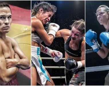 Cesar Nuñez, Katharina Thanderz y Vanesa Caballero protagonistas el sábado en Alemania