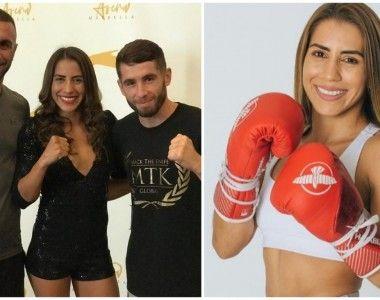"""Yokasta Valle: """"Va a ser una pelea dura porque Joana Pastrana no es cualquiera, vamos con todo"""""""