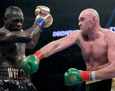 Tyson Fury confirma revancha contra Deontay Wilder para febrero de  2020
