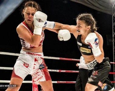 "Katharina Thanderz: ""Claro que me gustaría un combate con Miriam Gutiérrez… sería un gran combate"""