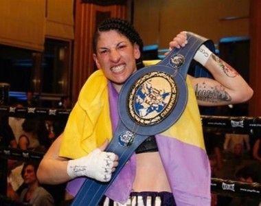 Miriam Gutiérrez luchará por el Mundial interino de la Asociación WBA en Madrid