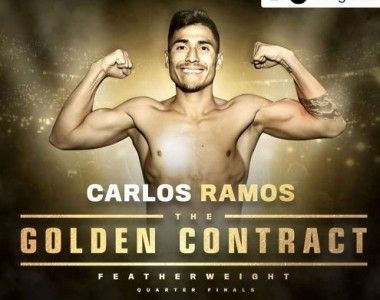 Carlos Ramos luchará en Londres el 4 octubre por `El Contrato Dorado´