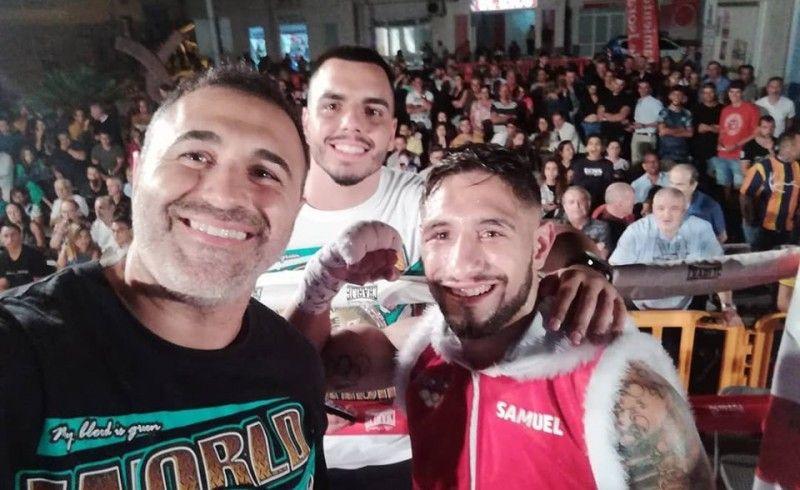 victoria carmona debut