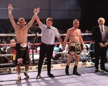 Importante victoria de Ionut Baluta en Reino Unido ante Kyle Williams