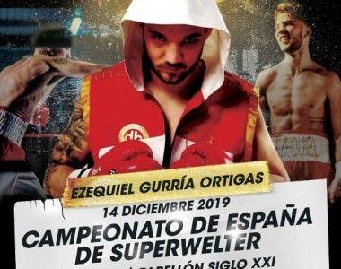 """Ezequiel Gurría: """"Yo me preparo para el que venga y el que quiera el cinturón tendrá que pelear"""""""