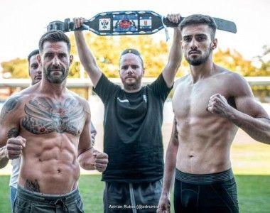 Victoria por KO de Alejandro Mostazo ante Adam Trenado en Talavera de la Reina
