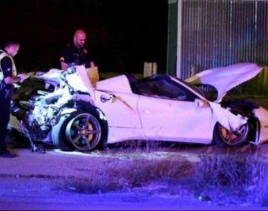 Errol Spence Jr. lucha por su vida tras un terrible accidente de trafico