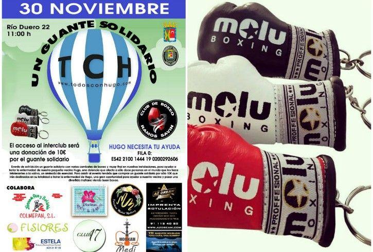 Evento Hugo Madrid 30N