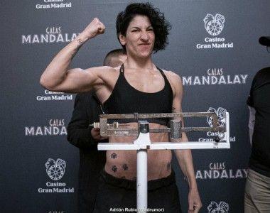 Miriam `La Reina´ Gutiérrez: «Me voy a dejar la piel esta noche»